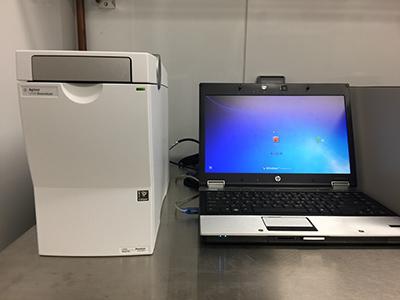 Agilent Technologies, 2100 Electrophoresis Bioanalyzer